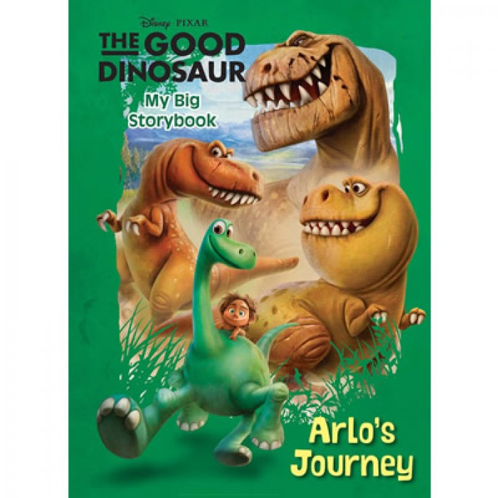 Disney Pixar The Good Dinosaur My Big Storybook Arlo S