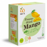 Wel-B Freezer Dried Mango