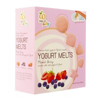 Wel-B Freezer Dried Yogurts Mixed Berry