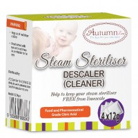 Autumnz - Steam Steriliser Descaler (4pk)