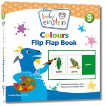 Baby Einstein - Colour Flip Flap Book