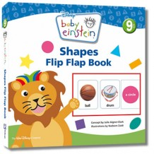 Baby Einstein - Shape Flip Flap Book