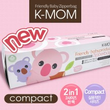 K Mom - Zipper Bag 2 in 1 Combo 30pcs
