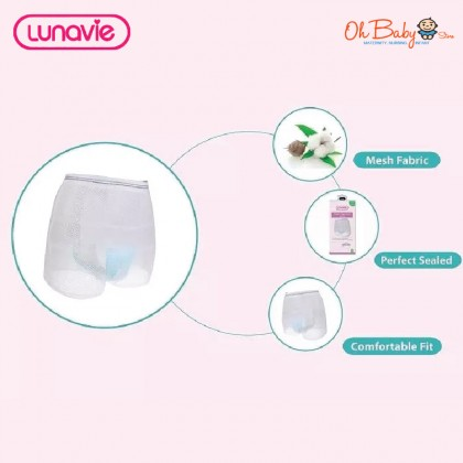 Lunavie Disposible Maternity Panties 5pcs