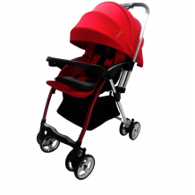 Santa Barbara Stroller ST800 (Red)