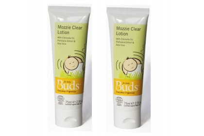 Buds BEO Mozzie Clear Lotion Twin 75ml