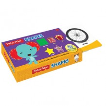 Fisher Price - Flash Card Shapes