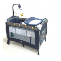 Bubbles - Chirpy Bird Playpen with Mosquito Net