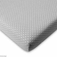 Comfy Baby - Fitted Sheet 24''x48''  (S)