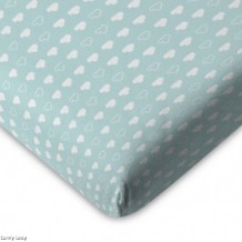 "Comfy Baby - Fitted Sheet 28""x52"" (L)"