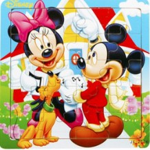 Cartoon Puzzle 1pc