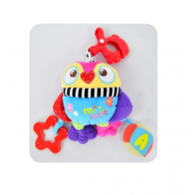 Fair World - Animal Pull String Toy Owl