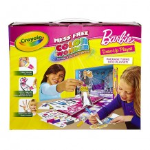Crayola - Barbie Drees Up Playset