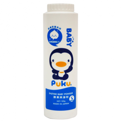Puku - Enzyme Baby Powder 150g