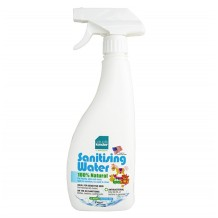 Baby Organix - Naturally Kinder Sanitising Water 400ml