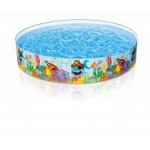 Intex - 8' Ocean Reef Snapset Pool