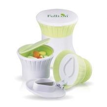 Fullicon - 3 in 1 Pill Grinder & Cutter