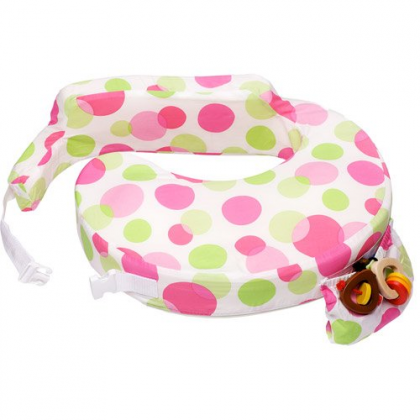 My Brest Friend - Feeding/Nursing Pillow (Vibrant Dots)