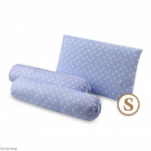 Comfy Baby - Bolster & Pillow Set Blue Star (S)