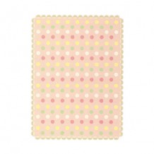 Babylove - Precious Knitted Blanket Pink (100cm x 80cm)