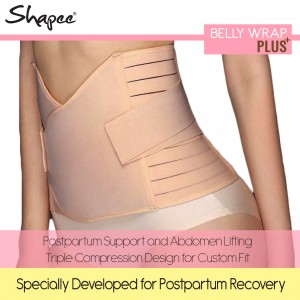 Shapee - Belly Wrap Plus+ FREE SIZE