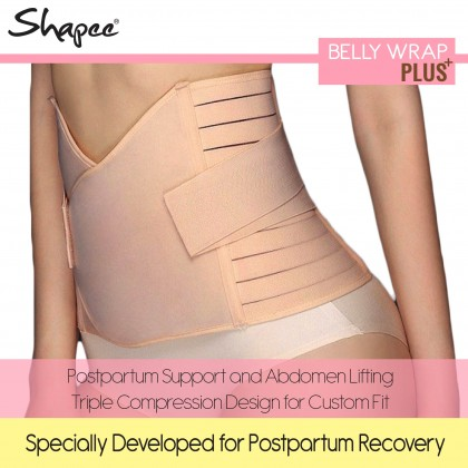 Shapee Belly Wrap Plus+ FREE SIZE