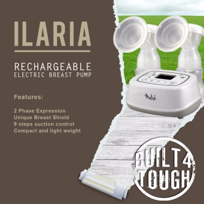 Malish - Ilaria Double Electric Breast Pump