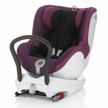 Britax - Dualfix Isofix Convertible Car Seat (Dark Grape) 0-18kg