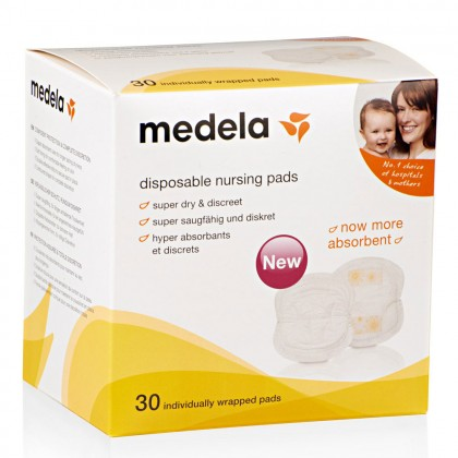 Medela - Disposable Nursing Pads 30pcs