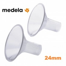 Medela - PersonalFit™ Breastshields 24mm (M) - box of 2