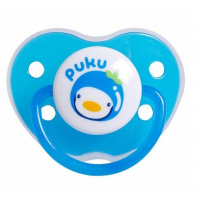 Puku - Baby Pacifier Apple with Cover (6m+)
