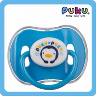 Puku - Baby Pacifier with Cover 6m+