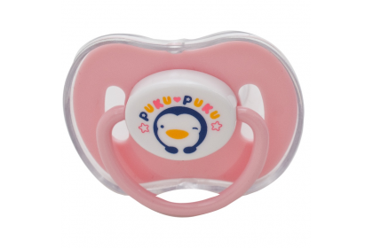 Puku - Baby Pacifier with Cover 0m+