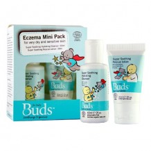 Buds - Eczema Rescue Kit Mini Pack