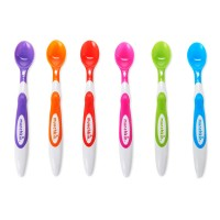 Munchkin - Soft- Tip Infant Spoons 6pcs