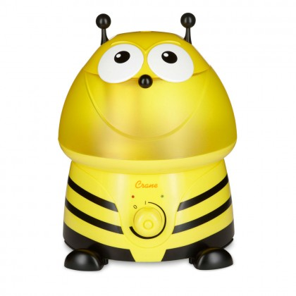 Crane - Adorables Ultrasonic Cool Mist Humidifier - Bee