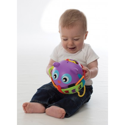 Playgro - Junyju Roly Poly Activity Ball