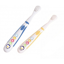 Puku - Toothbrush Step 1&2 ( 18m+ & 24m+ )