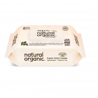 Natural Organic - Original Embossing Type Baby Wipes 100s