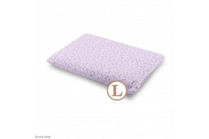 Comfy Baby Pillow Cover (L)