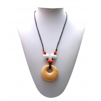 ​ Baby Moo - Baby Teething Necklace Sunny