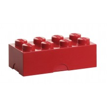 LEGO - Lunch Box Classic Bright Red