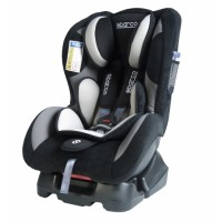 Sparco - F500K Convertible Car Seat - Grey (0-18kg)