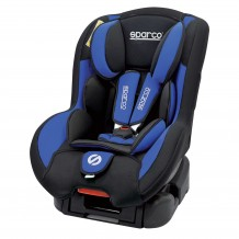Sparco - F500K Convertible Car Seat - Blue (0-18kg)