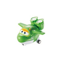 Super Wings Toy: Mini Change `Em Up ! Mira