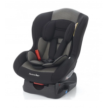 Akarana Baby - Haumaru Executive Car Seat Black (0-18kg)