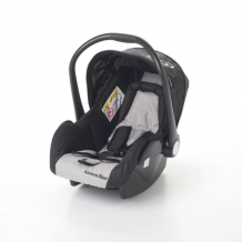 Akarana Baby - Kaui Car Seat Carrier Black