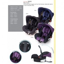 My Dear - Baby Carrier 28050 Black