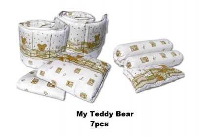 Bumble Bee - 7 in 1 Bedding Set