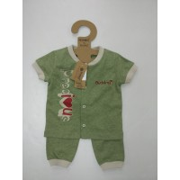 Budding - Nomos Anti-Mosquito Apparel Short Sleeve & Long Pant Boy